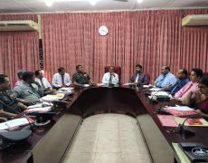 Dengue Review Meeting Eastern Province