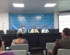 Meeting on intersectoral collaboration in mitigating a Dengue outbreak